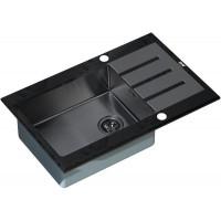 Кухонная мойка Zorg GL 7851 Black Grafit