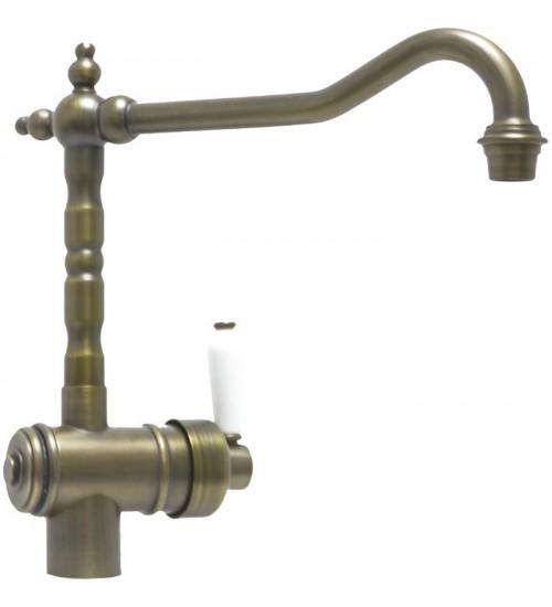 Кухонный смеситель Seaman Barcelone SSL-5077 Bronze