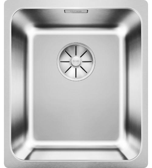 Кухонная мойка Blanco Solis 340-U Нержавеющая сталь полированная