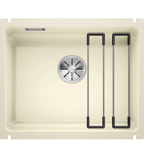 Кухонная мойка Blanco Etagon 500-U Глянцевая магнолия (керамика)