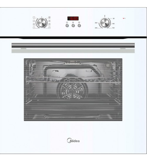 Электрический духовой шкаф Midea 65DEE30004 White