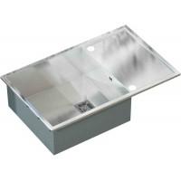 Кухонная мойка Zorg X 8050 Матовая сталь