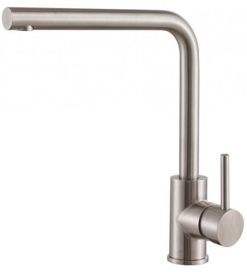 Кухонный смеситель Zorg Steel Hammer SH 7014D Нержавеющая сталь