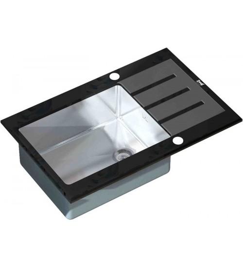 Кухонная мойка Zorg GL 7851 Black