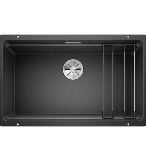 Кухонная мойка Blanco Etagon 700-U Антрацит
