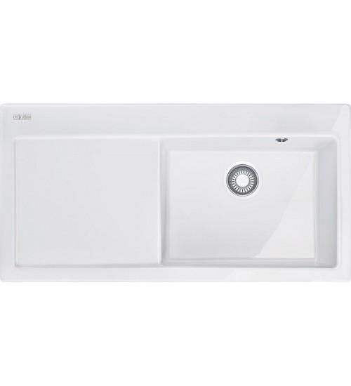 Кухонная мойка Franke Mythos MTK 611-100 R Белый