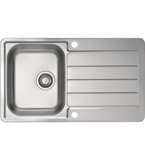 Кухонная мойка Alveus Line Maxim 20 FS Нержавеющая сталь 1085954