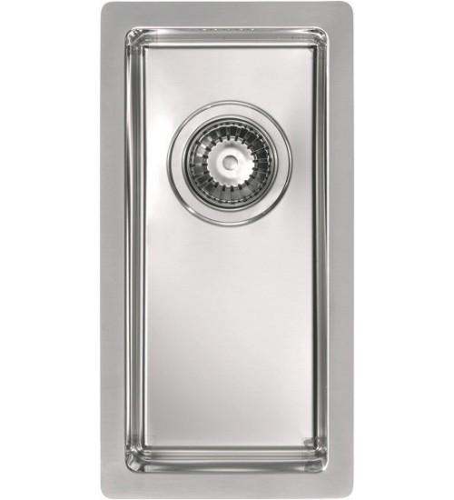 Кухонная мойка Alveus Quadrix 10 Нержавеющая сталь 1102602