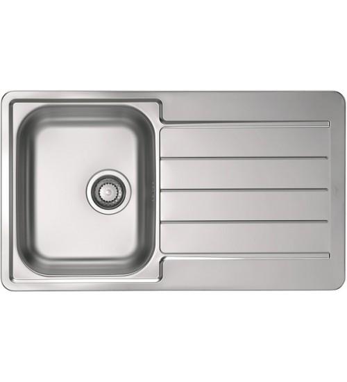 Кухонная мойка Alveus Line 20 Нержавеющая сталь декор 1065579