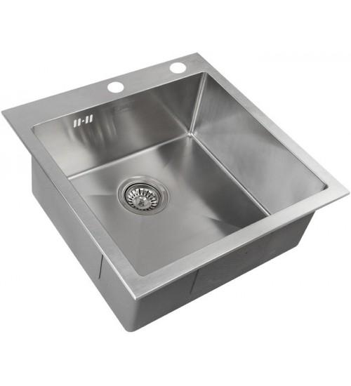 Кухонная мойка Zorg RX 5151 Матовая сталь