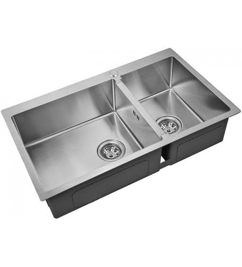 Кухонная мойка Zorg R 78-2-51 L