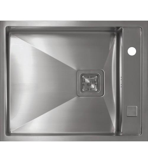 Кухонная мойка Seaman Eco Marino SMB-610XSQ, вентиль-автомат