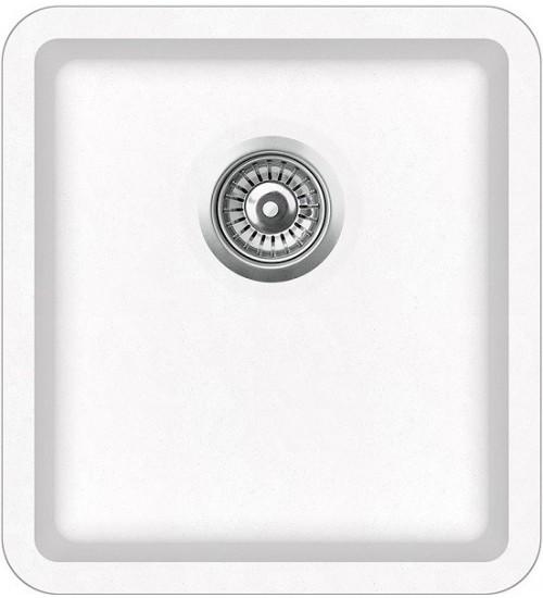 Кухонная мойка Aquasanita Arca SQA 101 Alba