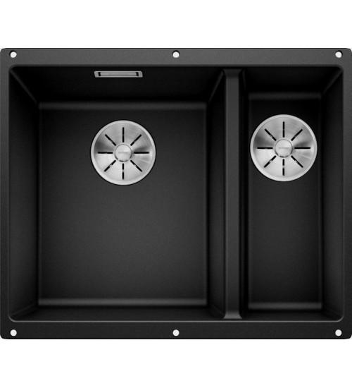 Кухонная мойка Blanco Subline 340/160-U L Черный