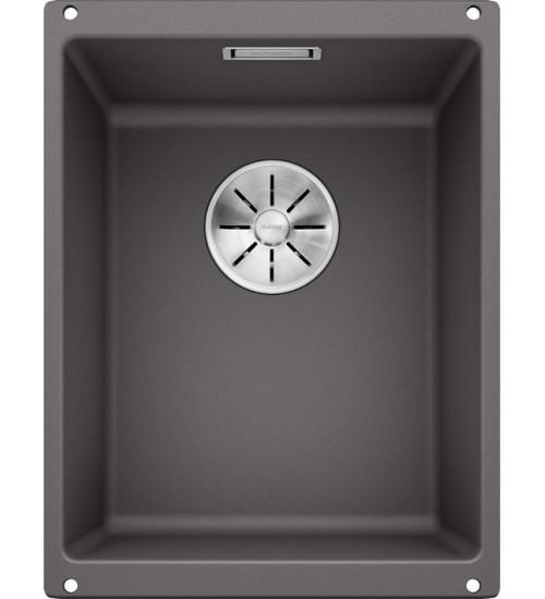Кухонная мойка Blanco Subline 320-U Темная скала