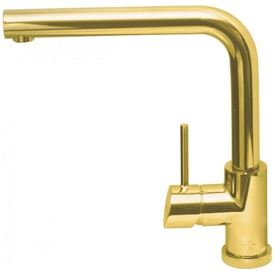 Кухонный смеситель Alveus Fluid Monarch Gold 1134846