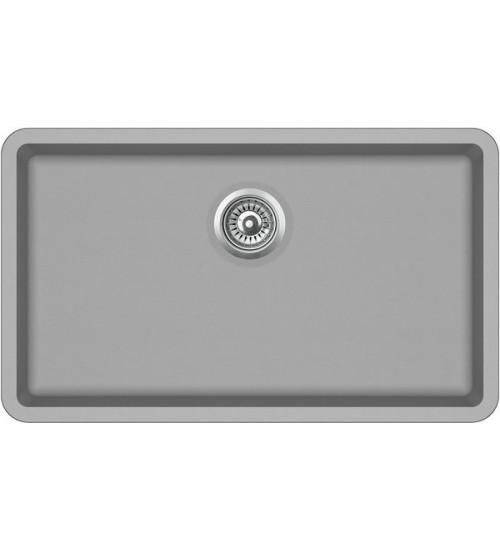 Кухонная мойка Aquasanita Arca SQA 104 Argent