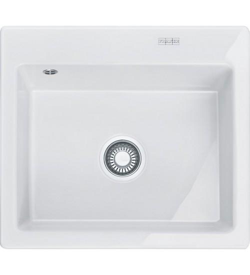 Кухонная мойка Franke Mythos MTK 610-58 Белый