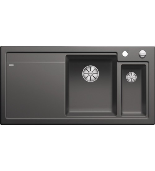 Кухонная мойка Blanco Axon II 6 S R Базальт