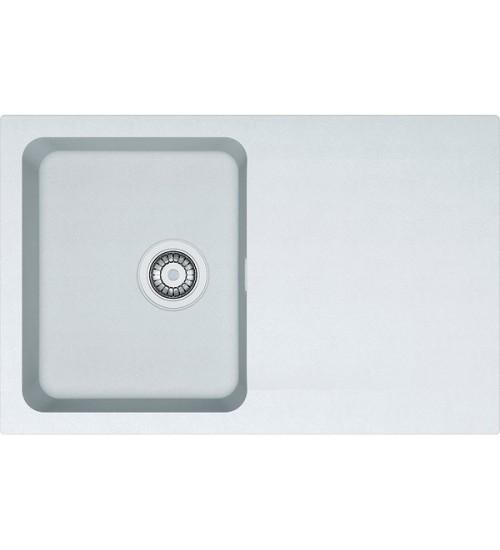 Кухонная мойка Franke Orion OID 611-78 Полярный белый