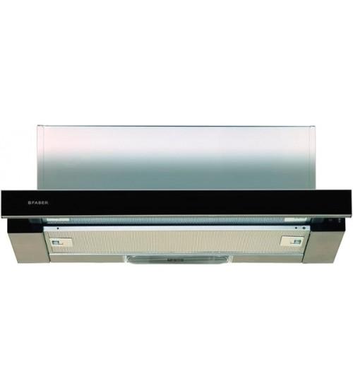Встраиваемая вытяжка Faber FLOX GLASS BK A50