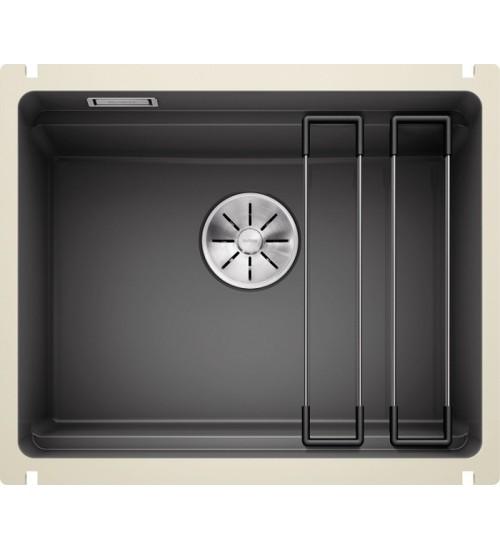 Кухонная мойка Blanco Etagon 500-U Базальт (керамика)
