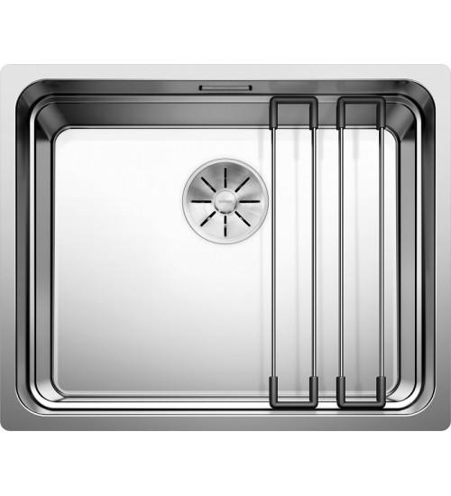 Кухонная мойка Blanco Etagon 500-U Нержавеющая сталь