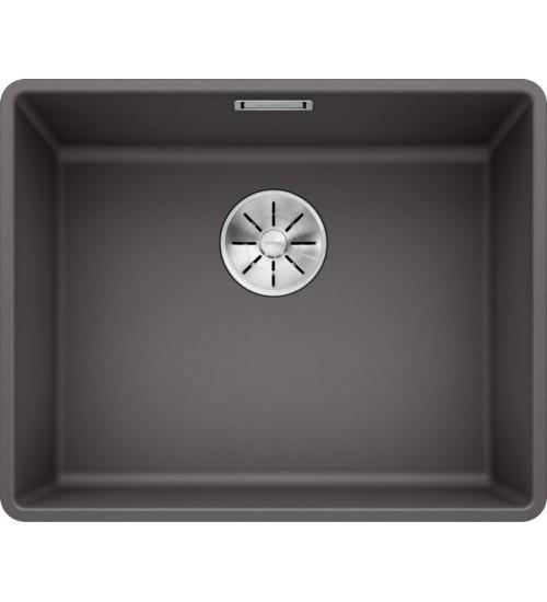 Кухонная мойка Blanco Subline 500-F Темная скала