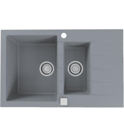 Кухонная мойка Alveus Cadit Granital 70 Concrete 1131360