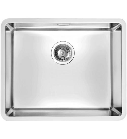 Кухонная мойка Alveus Kombino 50 Нержавеющая сталь матовая 1114489