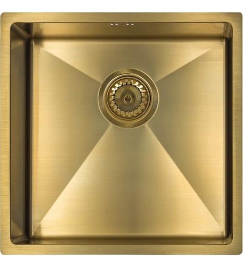 Кухонная мойка Seaman Eco Marino SME-440 Gold (PVD)