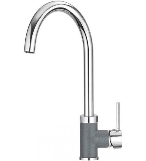 Кухонный смеситель Granula GR-3125 Графит