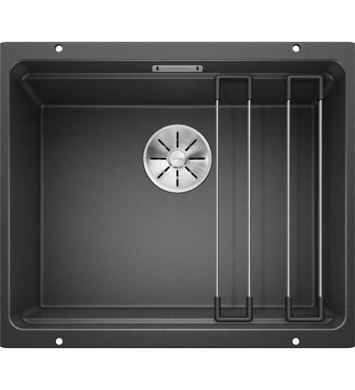 Кухонная мойка Blanco Etagon 500-U Антрацит