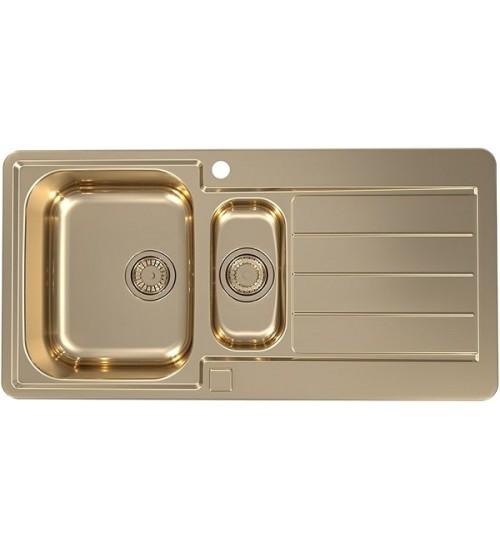 Кухонная мойка Alveus Monarch Line 10 Bronze 1103785