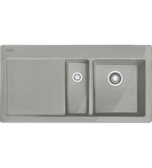 Кухонная мойка Franke Mythos MTK 651-100 R Жемчужный серый