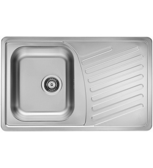 Кухонная мойка Alveus Elegant 30 Нержавеющая сталь декор 1126349