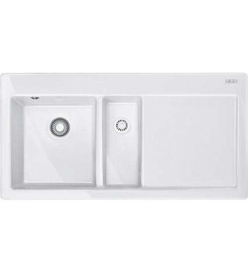 Кухонная мойка Franke Mythos MTK 651-100 L Белый