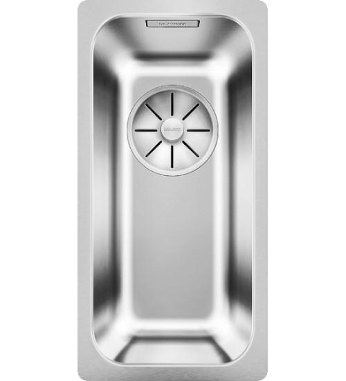 Кухонная мойка Blanco Solis 180-U Нержавеющая сталь полированная