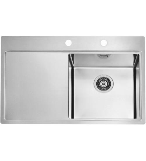 Кухонная мойка Alveus Pure 40 R Нержавеющая сталь 1103651
