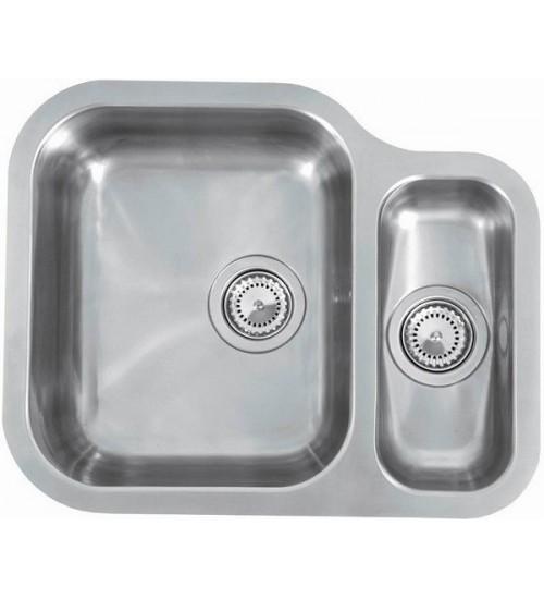 Кухонная мойка Reginox Alaska U Left Lux