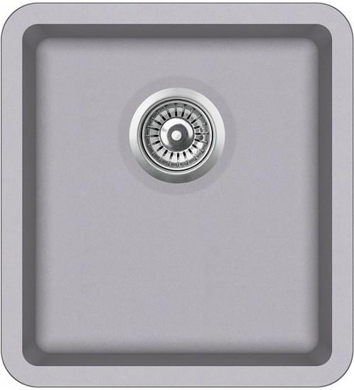 Кухонная мойка Aquasanita Arca SQA 101 Alumetallic