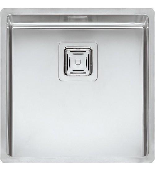 Кухонная мойка Reginox Texas 40x40 L Lux Матовая нержавеющая сталь
