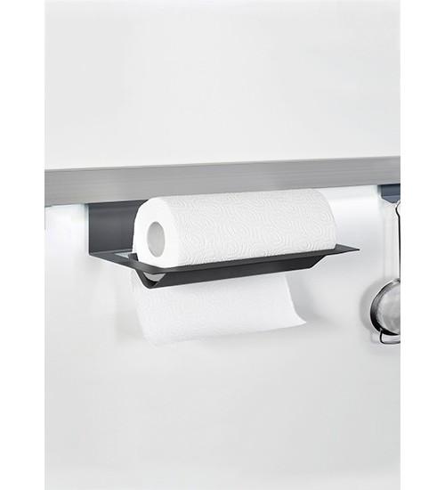Держатель для бумажных полотенец Kessebohmer 00 8908 9844, 350х155х120 мм, черный графит