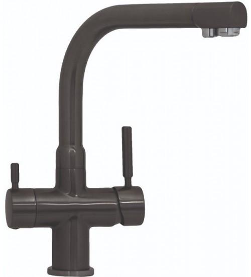 Кухонный смеситель Seaman Barcelone SSL-5383 Gun