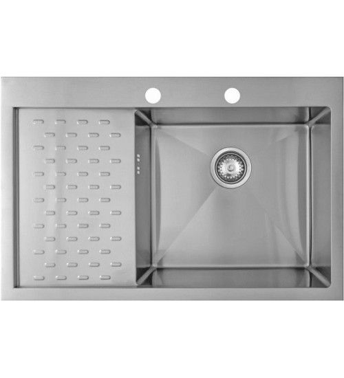 Кухонная мойка Seaman Eco Marino SMB-7851PLS, вентиль-автомат