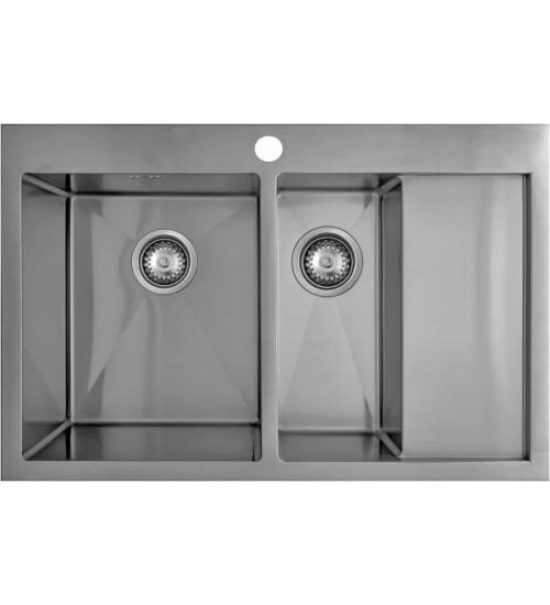 Кухонная мойка Seaman Eco Marino SMB-7851DRS