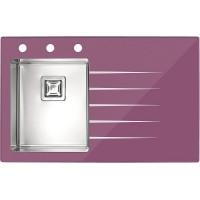 Мойка Alveus Crystalix 10 L Фиолетовый