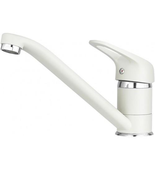 Кухонный смеситель Granula Standart ST-21 Белый