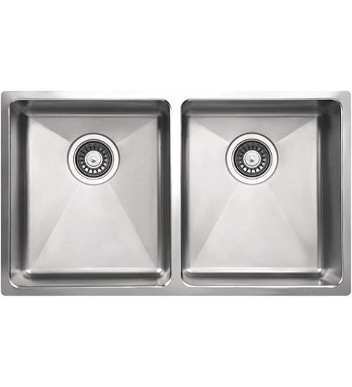 Кухонная мойка Florentina Логика 700.400 Нержавеющая сталь полированная
