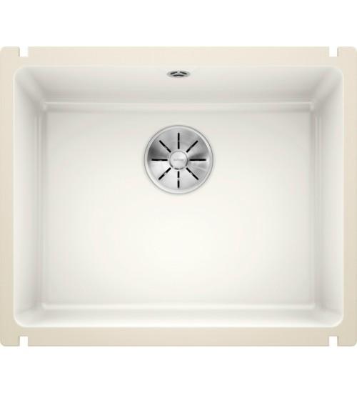 Кухонная мойка Blanco Subline 500-U Глянцевый белый (керамика)